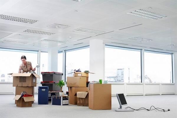 אריזת משרד